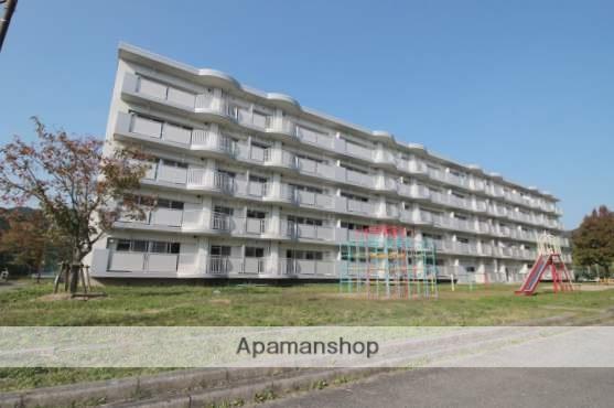 岡山県玉野市、備前田井駅徒歩47分の築23年 5階建の賃貸マンション
