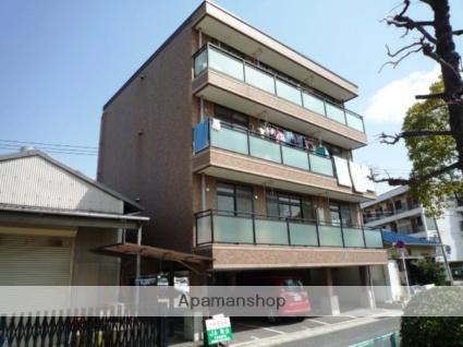 岡山県岡山市南区、備前西市駅徒歩66分の築20年 3階建の賃貸マンション