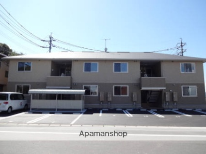 岡山県玉野市、八浜駅徒歩66分の築5年 2階建の賃貸アパート