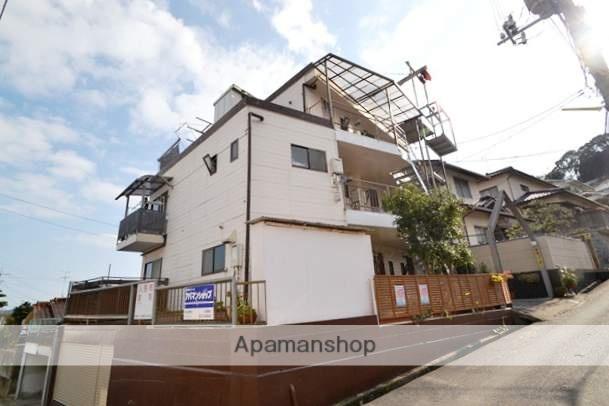 岡山県玉野市、宇野駅徒歩19分の築19年 3階建の賃貸アパート