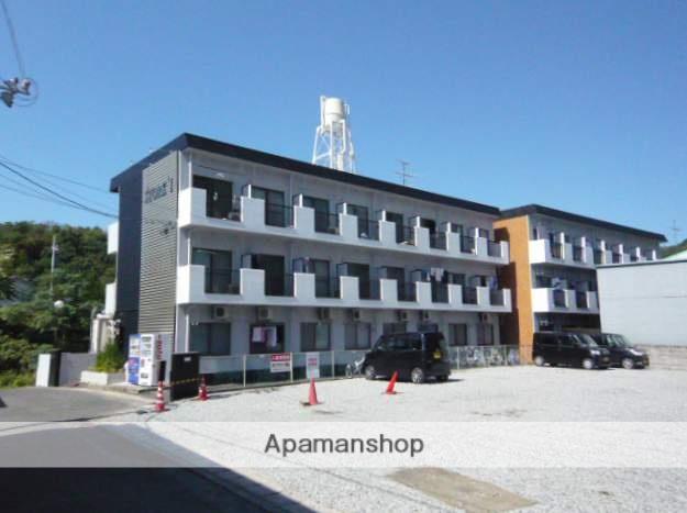 岡山県岡山市北区、備前原駅徒歩25分の築26年 3階建の賃貸マンション