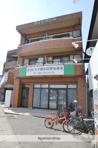 岡山県岡山市北区、岡山駅徒歩24分の築18年 3階建の賃貸マンション