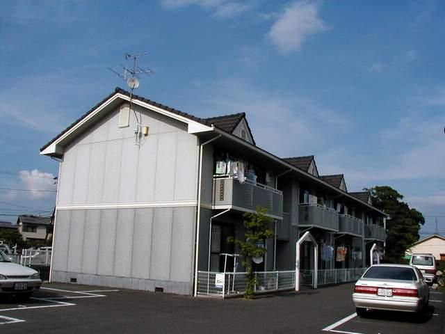 岡山県岡山市中区、高島駅徒歩14分の築23年 2階建の賃貸アパート