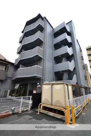 岡山県岡山市北区、岡山駅徒歩10分の築20年 5階建の賃貸マンション