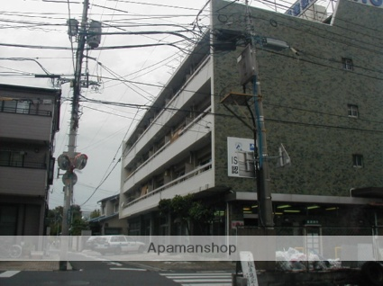 岡山県岡山市中区、岡山駅徒歩31分の築48年 4階建の賃貸アパート