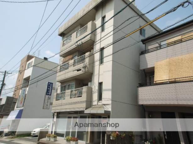 岡山県岡山市中区、小橋駅徒歩6分の築38年 4階建の賃貸マンション