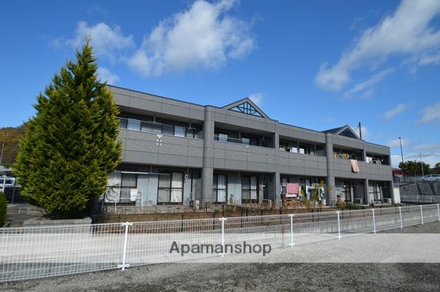 岡山県岡山市北区、野々口駅徒歩4分の築12年 2階建の賃貸アパート