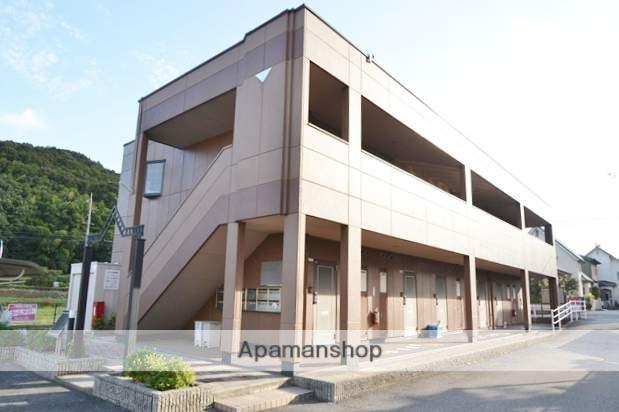 岡山県岡山市南区、植松駅徒歩12分の築16年 2階建の賃貸アパート