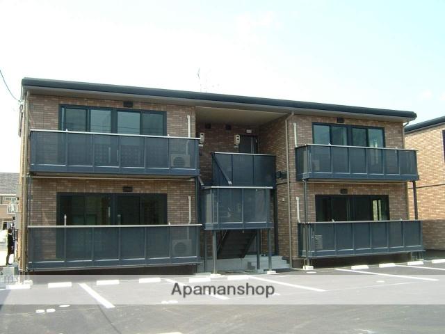 岡山県岡山市北区、足守駅徒歩10分の築10年 2階建の賃貸アパート
