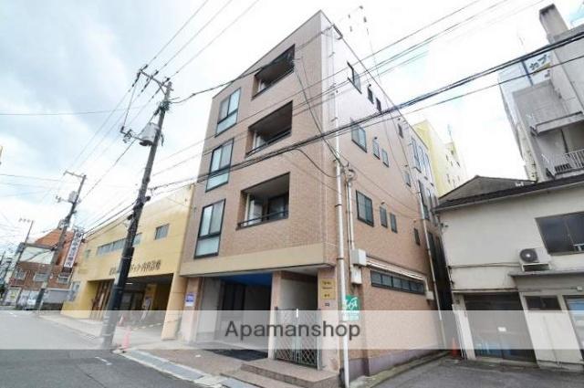岡山県岡山市北区、岡山駅徒歩13分の築17年 4階建の賃貸マンション