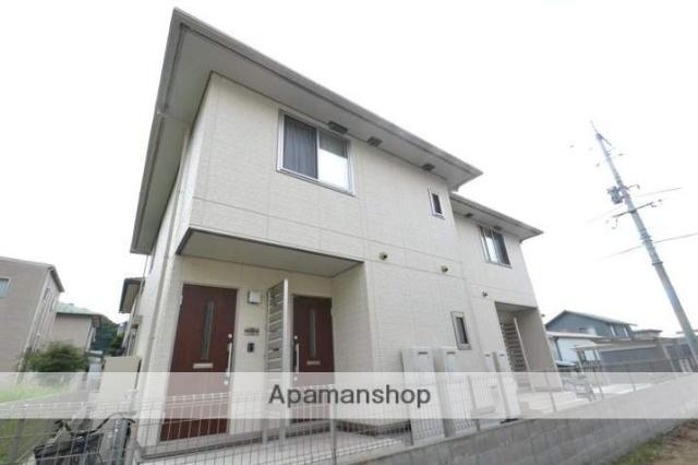岡山県赤磐市、万富駅徒歩72分の築3年 2階建の賃貸アパート
