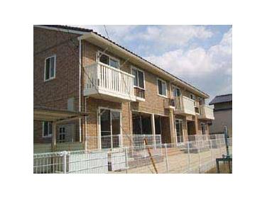 岡山県岡山市中区、高島駅徒歩28分の築9年 2階建の賃貸アパート