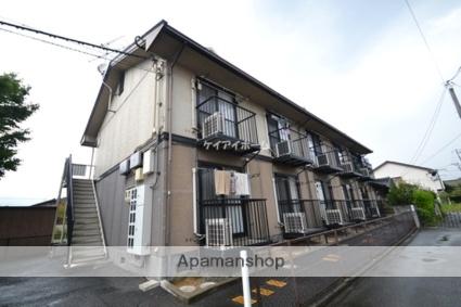 岡山県岡山市北区、北長瀬駅徒歩19分の築20年 2階建の賃貸アパート