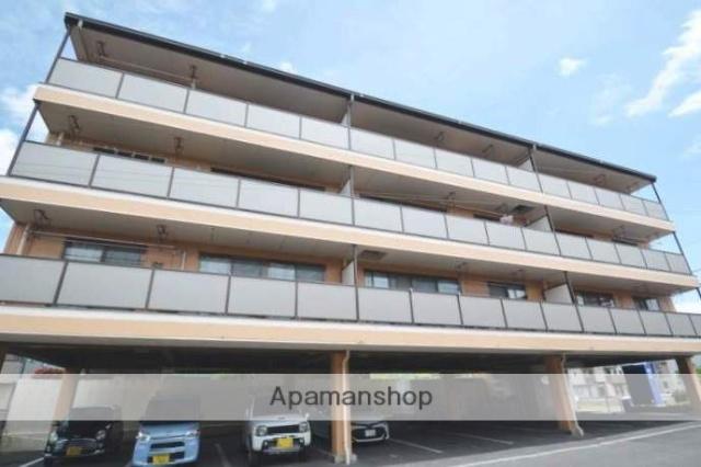 岡山県岡山市中区、高島駅徒歩19分の築27年 4階建の賃貸マンション