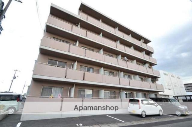 岡山県岡山市北区、北長瀬駅徒歩27分の築27年 5階建の賃貸マンション