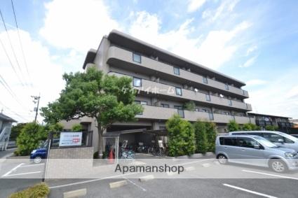 岡山県岡山市中区、西川原駅徒歩17分の築16年 4階建の賃貸マンション
