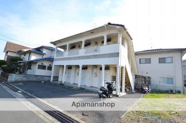 岡山県岡山市中区、東岡山駅徒歩1分の築30年 2階建の賃貸アパート