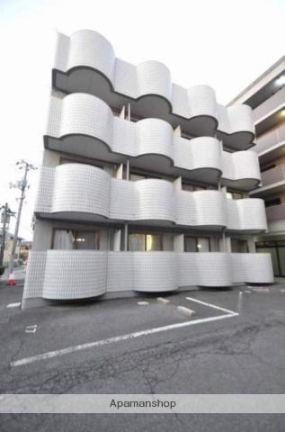 岡山県岡山市中区、西川原駅徒歩9分の築24年 4階建の賃貸マンション