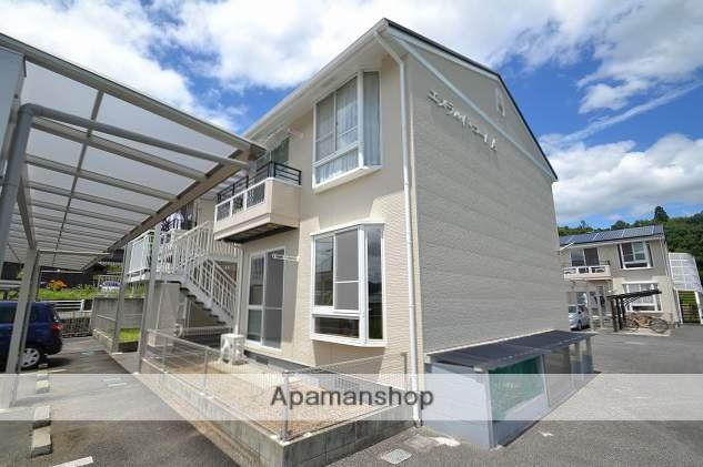 岡山県赤磐市、瀬戸駅徒歩46分の築20年 2階建の賃貸アパート