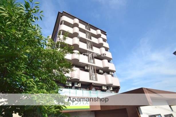 岡山県岡山市中区、岡山駅徒歩36分の築27年 7階建の賃貸マンション