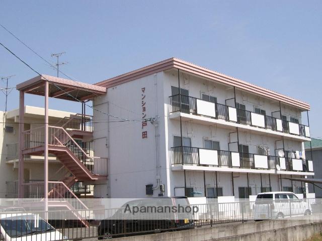 岡山県岡山市中区、西川原駅徒歩7分の築27年 3階建の賃貸マンション