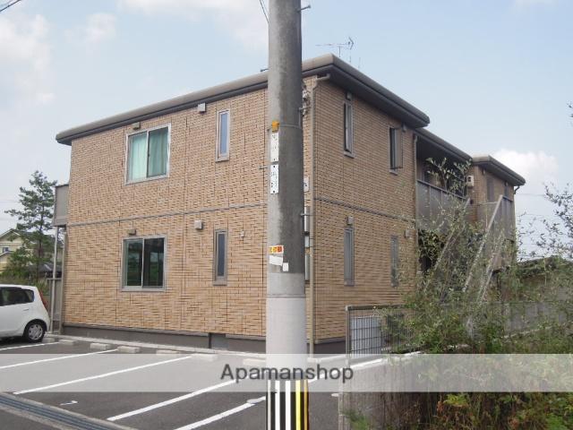 岡山県赤磐市、熊山駅徒歩50分の築8年 2階建の賃貸アパート