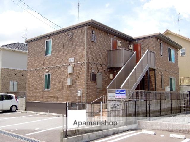 岡山県赤磐市、万富駅徒歩75分の築9年 2階建の賃貸アパート