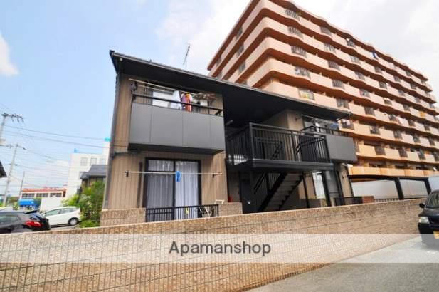 岡山県岡山市南区、大元駅徒歩23分の築12年 2階建の賃貸アパート