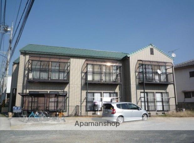 岡山県岡山市北区、備前原駅徒歩63分の築22年 2階建の賃貸アパート