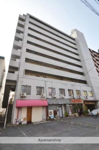 岡山県岡山市北区、大雲寺前駅徒歩16分の築37年 10階建の賃貸マンション