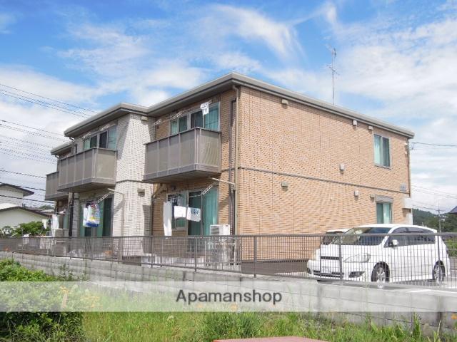 岡山県赤磐市、万富駅徒歩83分の築8年 2階建の賃貸アパート