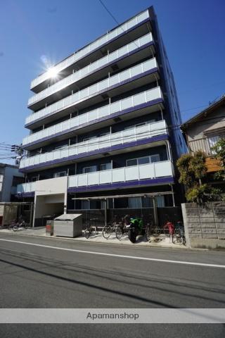 岡山県岡山市北区、清輝橋駅徒歩4分の新築 7階建の賃貸マンション