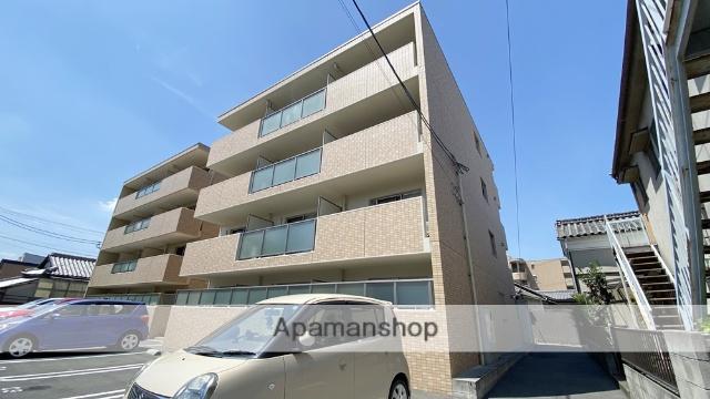 岡山県岡山市北区、大元駅徒歩18分の新築 4階建の賃貸マンション