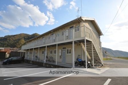 岡山県岡山市北区、建部駅徒歩111分の築18年 2階建の賃貸アパート