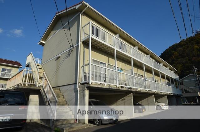 岡山県岡山市北区、金川駅徒歩20分の築21年 2階建の賃貸アパート