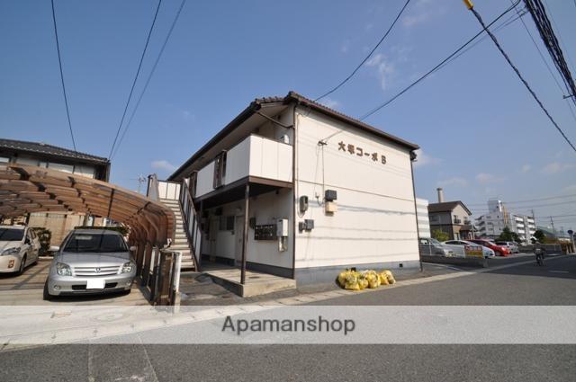 岡山県岡山市北区、岡山駅徒歩52分の築30年 2階建の賃貸アパート