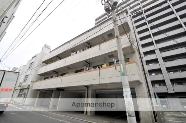 岡山県岡山市北区、岡山駅徒歩18分の築30年 5階建の賃貸マンション