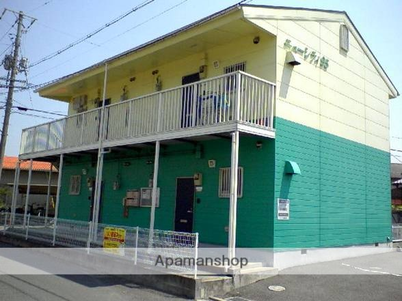 岡山県岡山市東区、大富駅徒歩25分の築21年 2階建の賃貸アパート
