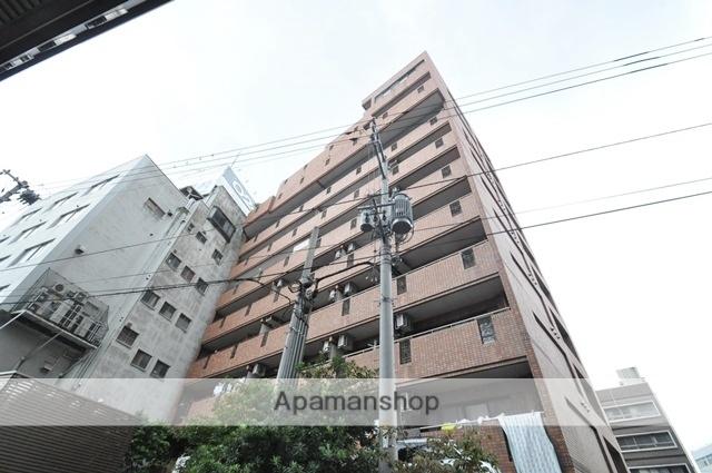 岡山県岡山市北区、岡山駅徒歩26分の築18年 10階建の賃貸マンション