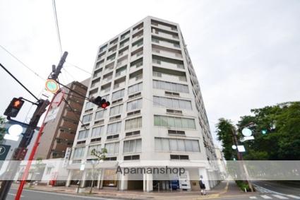 岡山県岡山市北区、岡山駅徒歩10分の築44年 12階建の賃貸マンション