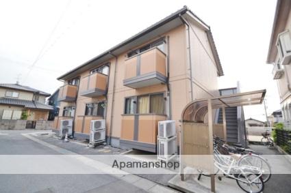 岡山県岡山市北区、北長瀬駅徒歩10分の築11年 2階建の賃貸アパート
