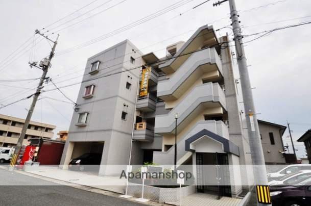 岡山県岡山市北区、北長瀬駅徒歩29分の築26年 4階建の賃貸マンション