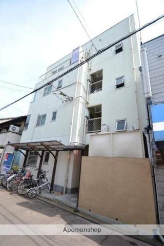 岡山県岡山市北区、岡山駅徒歩14分の築32年 4階建の賃貸マンション