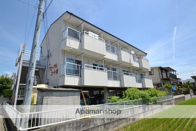 岡山県岡山市中区、西川原駅徒歩15分の築24年 3階建の賃貸アパート