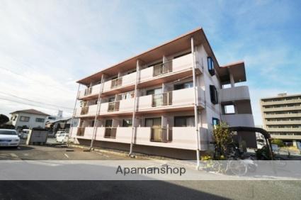岡山県岡山市北区、北長瀬駅徒歩22分の築22年 3階建の賃貸マンション