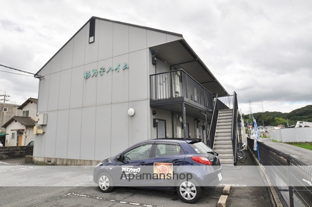 岡山県岡山市北区、北長瀬駅徒歩29分の築20年 2階建の賃貸アパート
