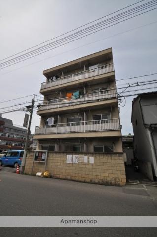 岡山県岡山市北区、岡山駅徒歩13分の築31年 4階建の賃貸マンション