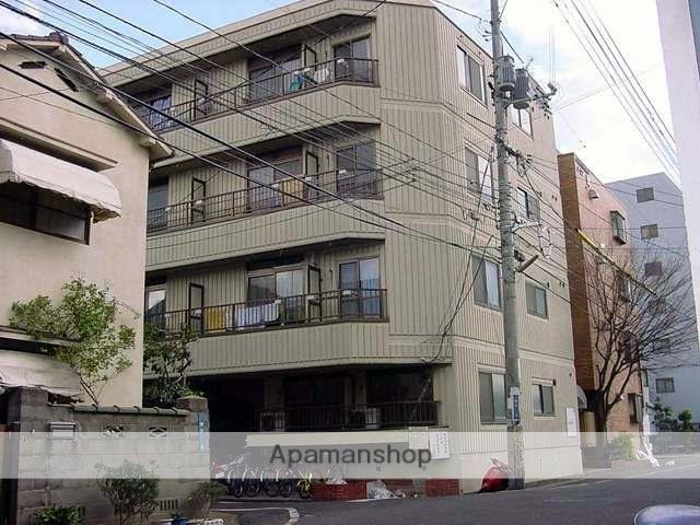 岡山県岡山市北区、岡山駅徒歩27分の築28年 4階建の賃貸マンション