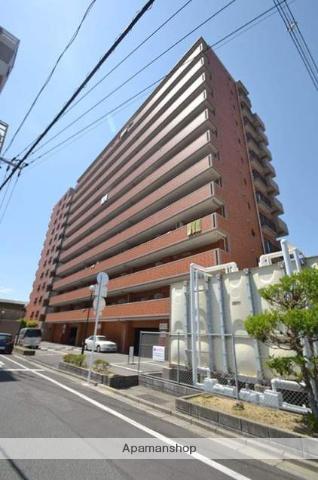 岡山県岡山市北区、岡山駅徒歩29分の築27年 12階建の賃貸マンション