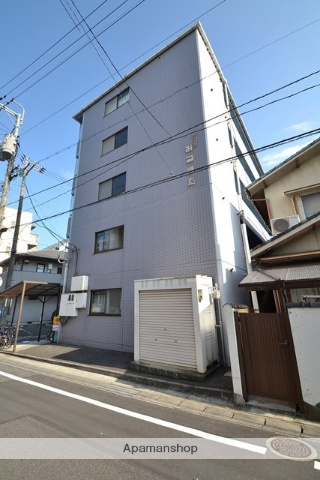 岡山県岡山市中区、西川原駅徒歩34分の築21年 5階建の賃貸マンション